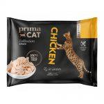 Prima Cat Saftig Kycklingfilé (4x50 g)