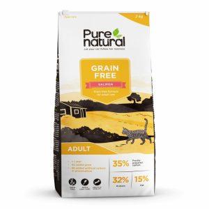 Purenatural Cat Grain Free Adult Salmon (10 kg)