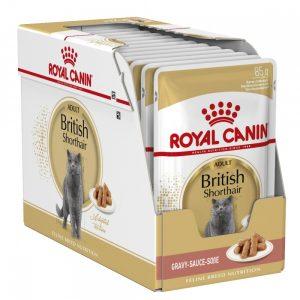 Royal Canin British Shorthair Wet (12x85g)