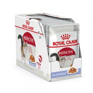 Royal Canin Instinctive Jelly Wet (12x85g)