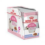 Royal Canin Kitten Instinctive Gelé Wet (12x85g)