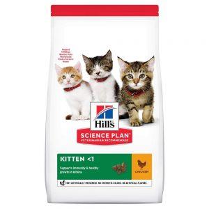 Science Plan Kitten med Kyckling (3 kg)