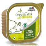 Specific™ Organic Diet Chicken F-BIO-W Burkar