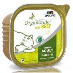Specific™ Organic Diet With Beef F-BIO-W Burkar
