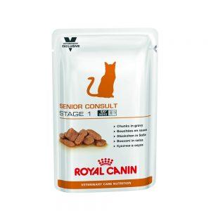 Veterinary Care Nutrition Cat Senior Consult Stage 1 Våtfoder (12x100g)