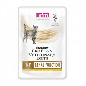 Veterinary Diets Feline NF Chicken Multipack Portionspåsar