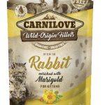 Carnilove Portionspåse Rabbit with Marigold Kitten