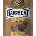 HappyCat portionspåse EKO kyckling & kalkon