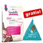 10 kg Sanabelle + 12 x 20 Dental Snack på köpet! - Sensitive with Poultry