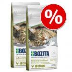 2 x 2 kg Bozita torrfoder till kanonpris! - Grainfree Kitten