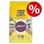 30 % rabatt! Purina Tidy Cats Nature Classic kattströ - 30 L