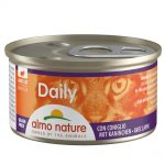Almo Nature Daily Menu 6 x 85 g - Mousse med kanin