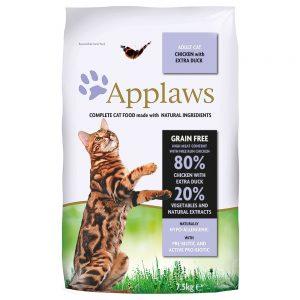 Applaws Adult Chicken & Duck - spannmålsfritt - 7,5 kg