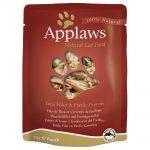Applaws Cat Pouches kattmat 12 x 70 g - Tonfisk & sardeller
