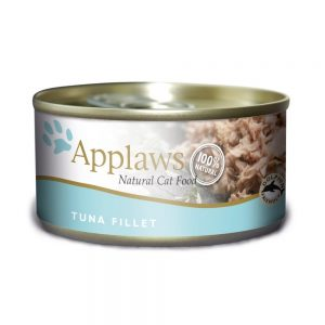 Applaws Tuna Fillet Konserv (156 g)