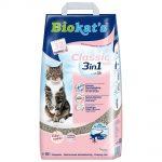 Biokat's Classic Fresh 3in1 babypuderdoft 10 l