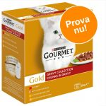 Blandpack Gourmet Gold 24 x 85 g Gravy Collection i sås