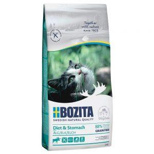Bozita Grainfree Diet & Stomach Älg - Ekonomipack: 2 x 10 kg