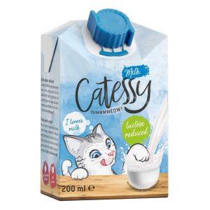 Catessy kattmjölk 6 x 200 ml