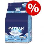 Catsan kattsand till superpris! - Active Fresh 8 l