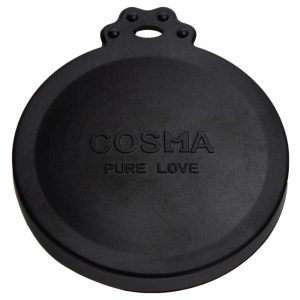 Cosma burklock - 1 st, Ø 9 cm