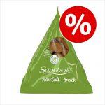 Ekonomipack: 36 x 20 g Sanabelle Snack - Hairball Snack (36 x 20 g)
