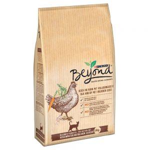 Ekonomipack: 6 x 1,4 kg Beyond Rich on torrfoder för katt - Rich on Chicken