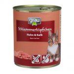 Grau Gourmet spannmålsfritt 6 x 800 g - Kalkon & lamm