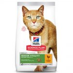 Hill's Science Plan Mature Adult Senior Vitality Chicken & Rice - 7 kg