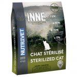 Nutrivet Inne Cat Sterilised - Ekonomipack: 2 x 6 kg