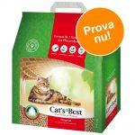 Provpack: 10 l Cat's Best Öko Plus / Original kattsand - 10 l (ca 4,5 kg)