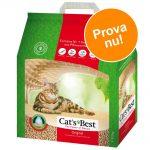 Provpack: Cat's Best Original kattströ 5 l - 5 l