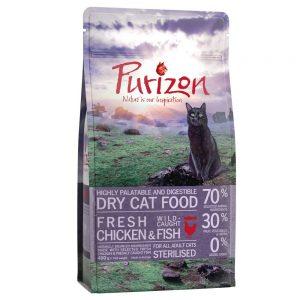 Purizon Adult Sterilised Chicken & Fish - 400 g