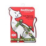 RedDingo Kattsele Grön Camouflage