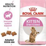 Royal Canin Kitten Sterilised - 2 kg