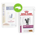 Royal Canin Renal Beef - Veterinary Diet - 48 x 85 g
