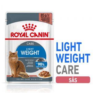 Royal Canin Ultra Light i sås 12 x 85 g
