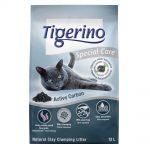 Tigerino Special Care - Active Carbon - Ekonomipack: 2 x 12 l