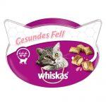 Whiskas Healthy Fur Ekonomipack: 8 x 50 g