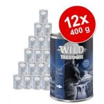 Wild Freedom Adult 12 x 400 g - Deep Forest - Venison & Chicken