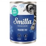 Winteredition Smilla fågelragu med kanin - 6 x 400 g