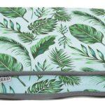 BeOneBreed Memory Foam Bed Tropical (Katt3)