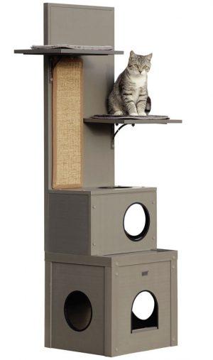 ECO Cat Playhouse Alex