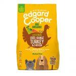 Edgard & Cooper Dog Ekologisk Kalkon & Kyckling (7 kg)