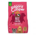 Edgard & Cooper Dog Ekologisk Nötkött & Kyckling (7 kg)