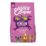 Edgard & Cooper Dog Grain Free Hjort & Anka (12 kg)