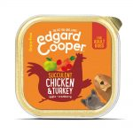 Edgard & Cooper Dog Kyckling & Kalkon (150 g)