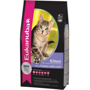 Eukanuba Kitten Healthy Start (2 kg)
