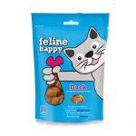 Feline Happy Anka Kattgodis 60 g