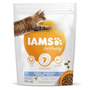 Iams for Vitality Cat Adult Dental (800 g)